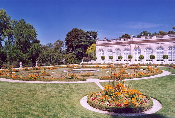 Jardines Bagatelle, Bosque de Boulogne.