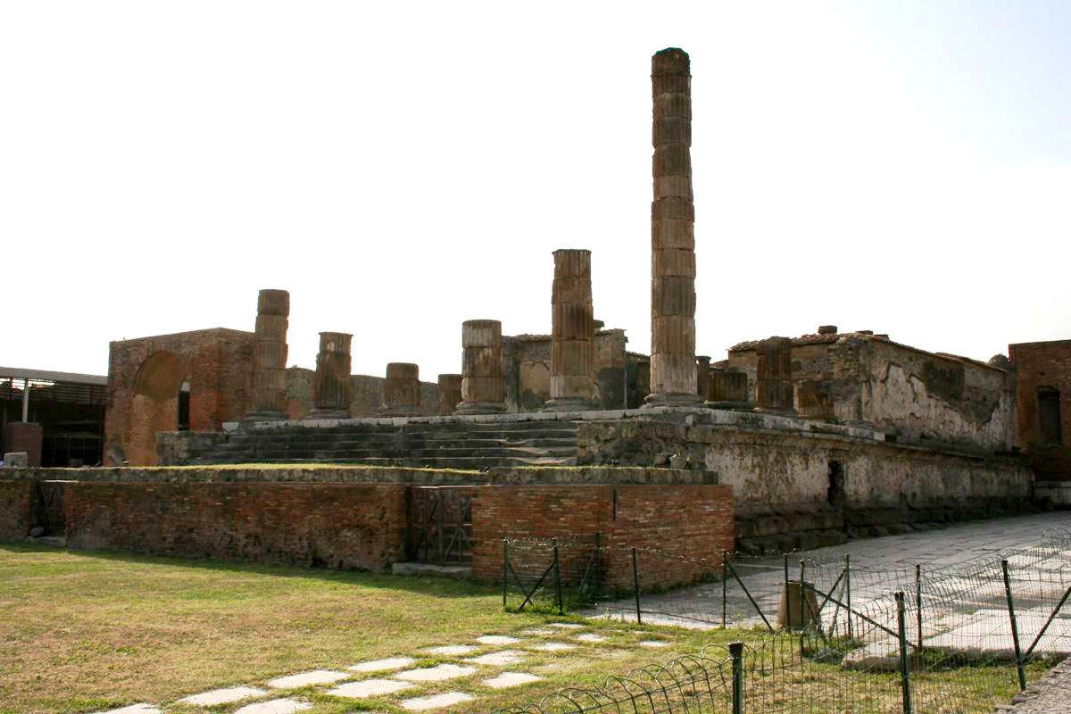 Pompeya_Templo_de_Jupiter