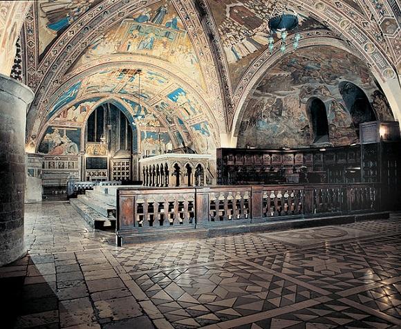 Basílica de Asís.