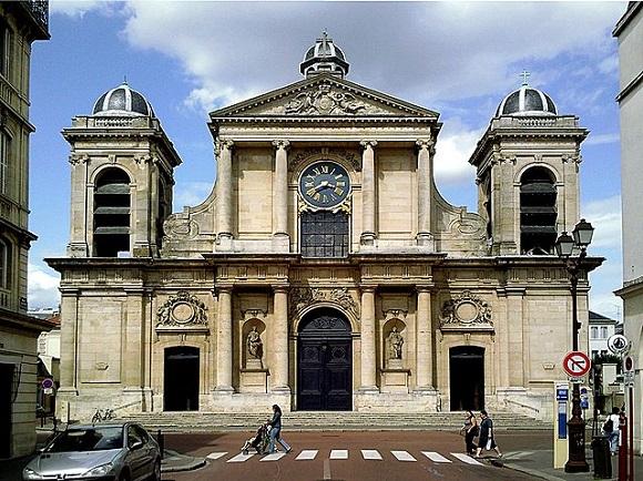 Iglesia de Notredame de Versalles