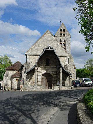 Iglesia de San Pedro de Avon