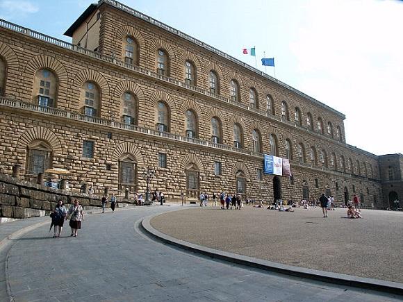 Palazzo Pitti.