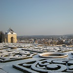 Jardines franceses del Castillo de Auvers