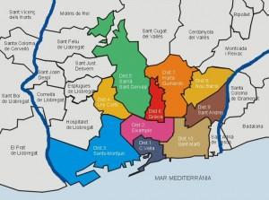 MapaBCN_Distritos01