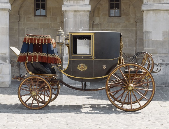 Museo de Carrozas de Versalles.
