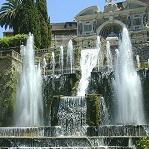 Villa d'Este Fuente de Neptuno