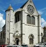 Iglesia de Saint Aignan Wikipedia Commons by Calips