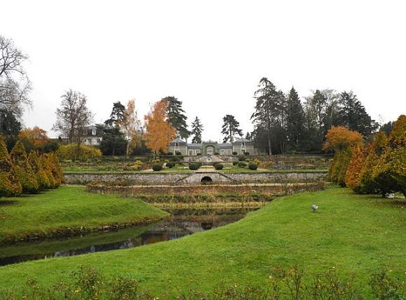 Parque de los Faisanes de Chantilly.