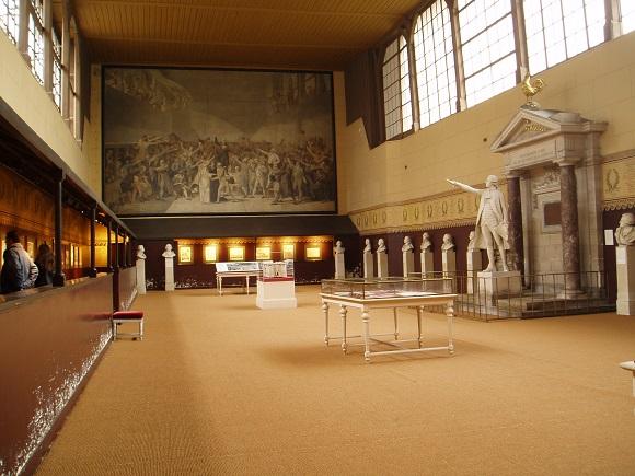Sala del Juego de la Pelota.