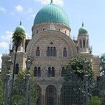 Sinagoga Judía de Florencia