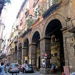 Via dei Tribunali Wikipedia Commons by Armando Mancini
