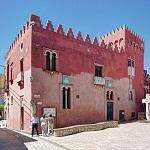 Casa Roja de Anacapri Wikipedia Commons by Berthold Werner