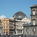 Galleria Umberto I Wikipedia Commons by Dr Conati
