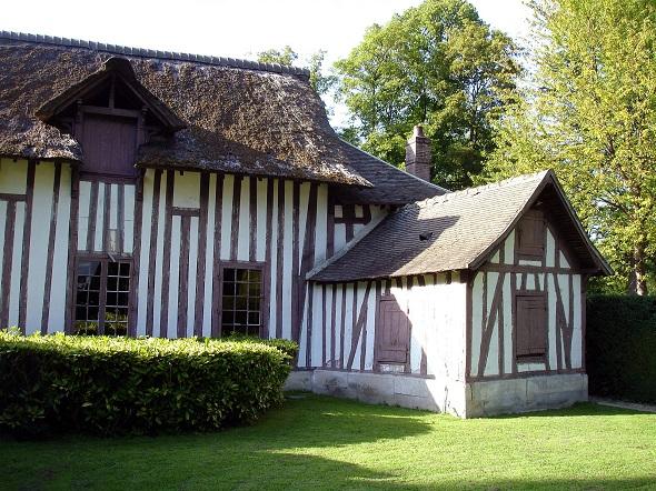Hameau de Chantilly.