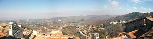 Rocca di Papa.