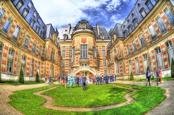 Ayuntamiento de Versalles.