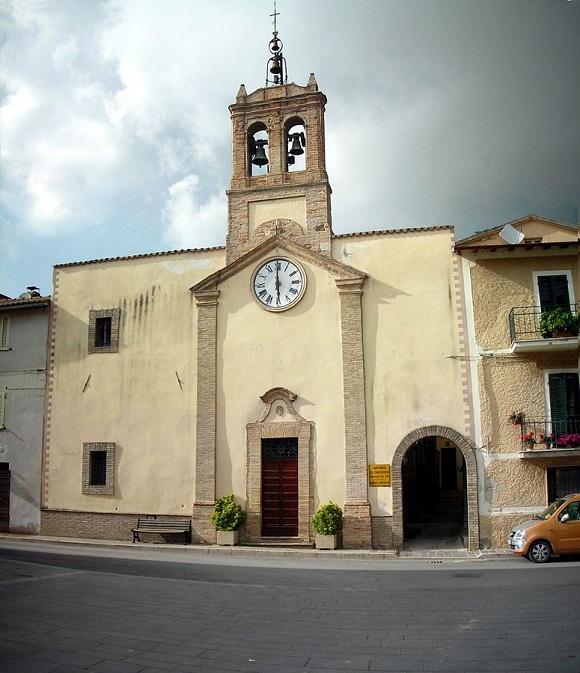 Iglesia de Sant'Angelo.