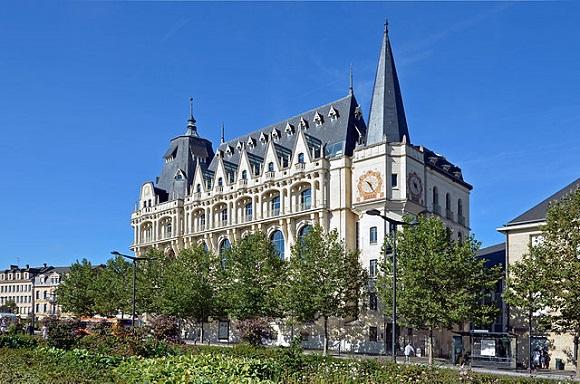 Hotel de Postes de Chartres.