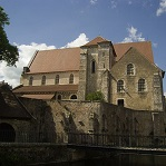 Iglesia de Saint-André de Chartres WCC vía Poulpy