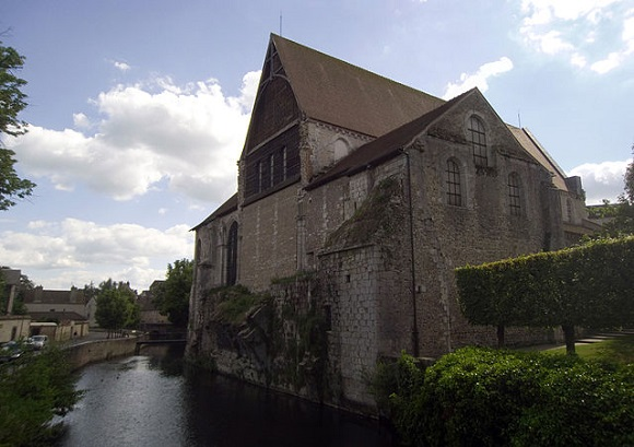 Iglesia de Saint-André de Chartres.