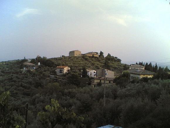 Iglesia y Convento de San Agustín en Corciano.