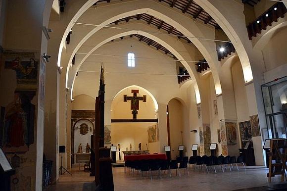 Pinacoteca Muncipal de San Francesco, Nocera Umbra.