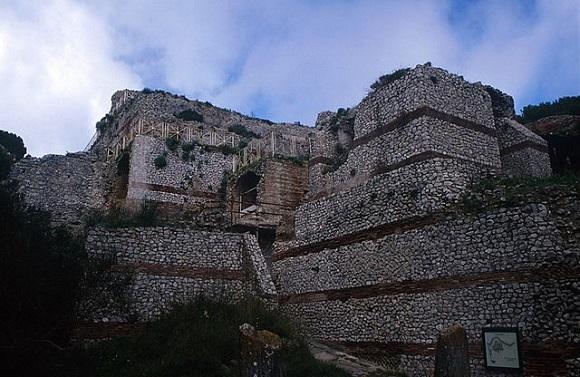 Palacio de Tiberio.