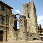 Rocca Lombarda de Pietralunga WCC vía Antonio Alpini