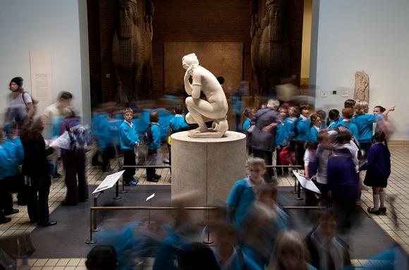 Museo Británico.