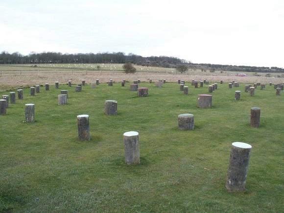 Woodhenge WCC vía Dickbauch