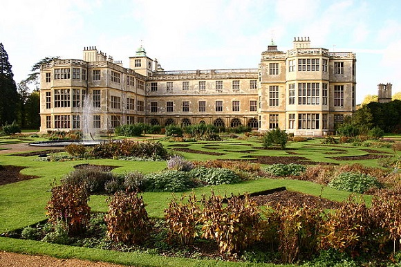 Audley End House.