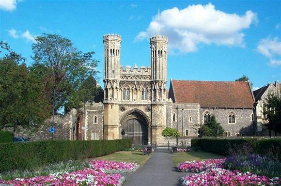 Abadía de San Agustín WCC vía Willsmit
