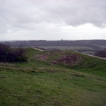 Cissbury_Ring_rampart_4