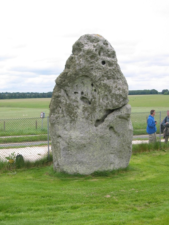 Piedra del Talón WCC vía Garry W Denke