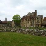 Ruinas de la Abadía de San Agustín WCC vía Casey and Sonja