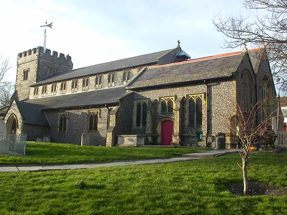 Iglesia de San Nicolás de Myra en Brighton