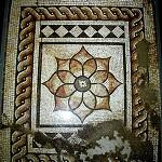Mosaico del Museo Romano de Canterbury Wikipedia Comonns by Linda Spashett