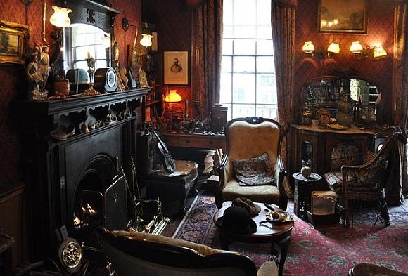 Museo de Sherlock Holmes.