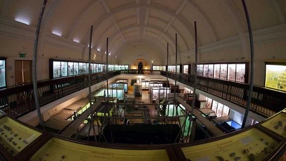 Horniman Museum.