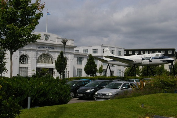 Croydon  Airport House.