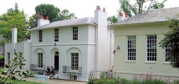 Keats House.
