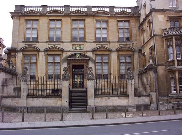 Museo de Historia de la Ciencia de Oxford.