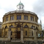 The Sheldonian Theatre Wikipedia Commons by Ozeye
