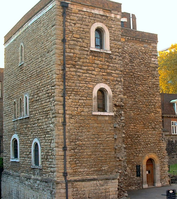 Jewel Tower.