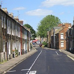 Cranham Street en Jericó Wikipedia Commons by Peter Stalker