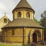 Iglesia del Santo Sepulcro de Cambridge