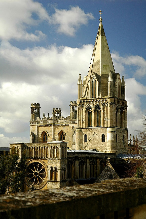 Catedral de Oxford.
