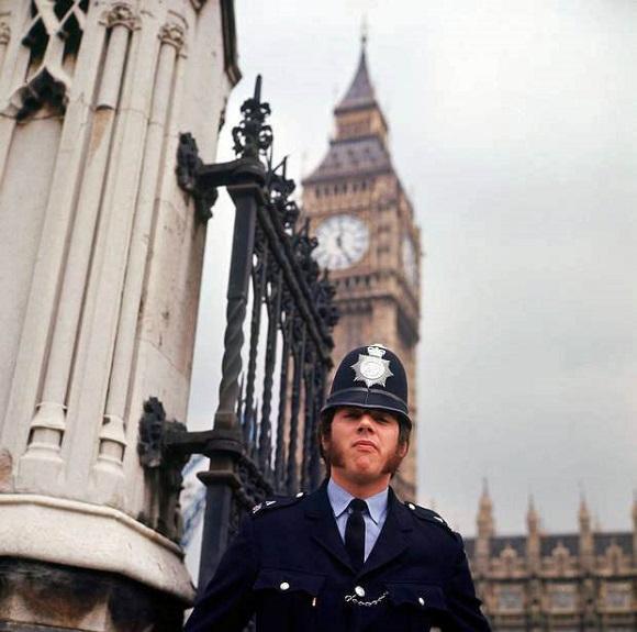 Palacio de Westminster.