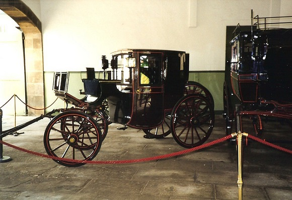 Royal Mews.