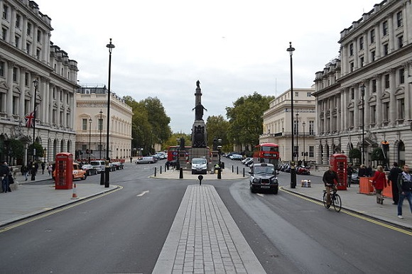 Waterloo Place 2  Wikipedia Commons by CVB